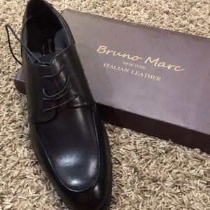 Bruno Marc Italian leather shoes